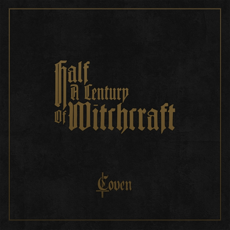 Coven - Half A Century Of Witchcraft Vinyl Box