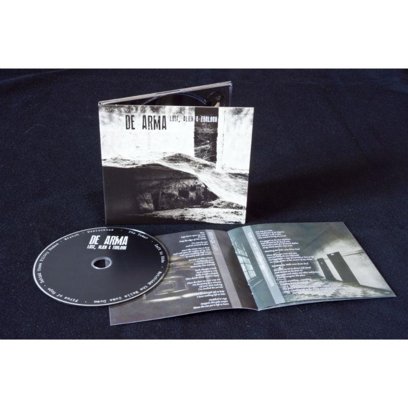 De Arma - Lost, Alien & Forlorn CD Digipak