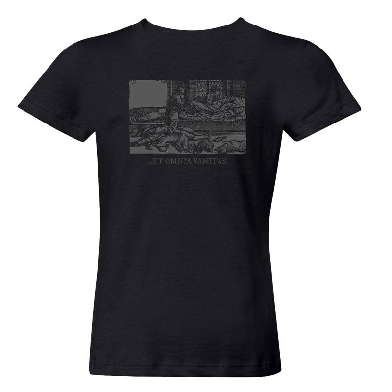 Helrunar - Vanitas Vanitatvm Girlie-Shirt  |  S  |  black
