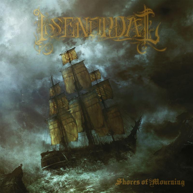 Isenordal - Shores Of Mourning Vinyl Gatefold LP  |  Black