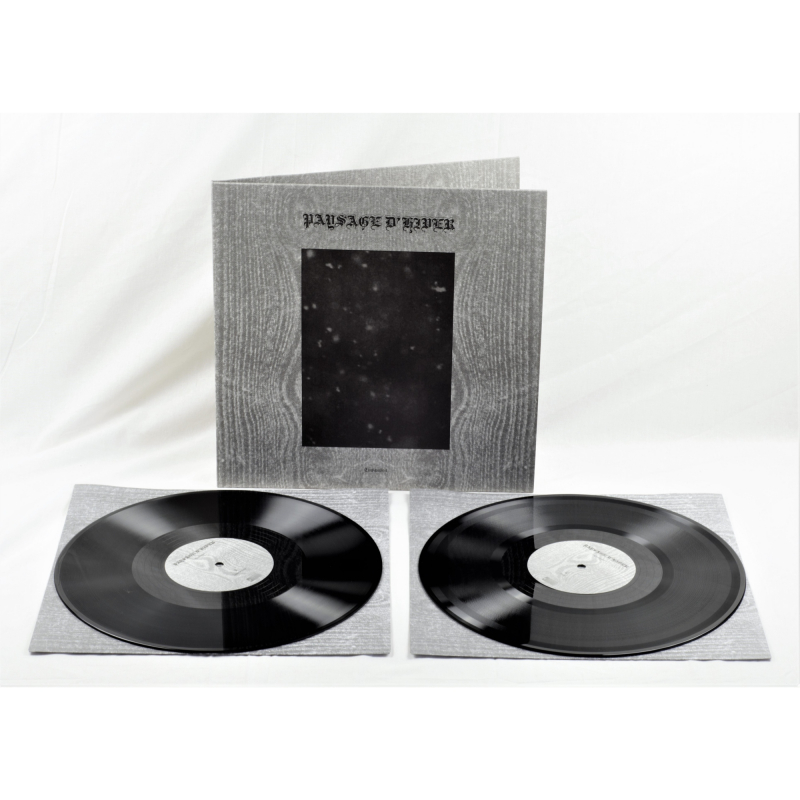 Paysage d'Hiver - Einsamkeit Vinyl 2-LP     Black