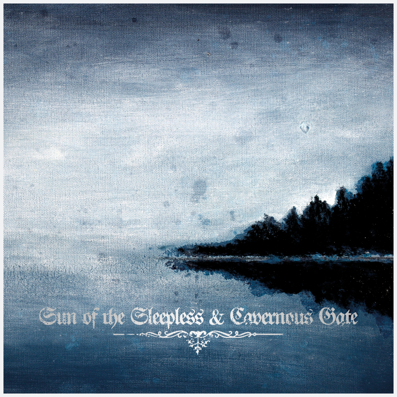Sun Of The Sleepless - Sun Of The Sleepless / Cavernous Gate Vinyl Gatefold LP  |  Silver