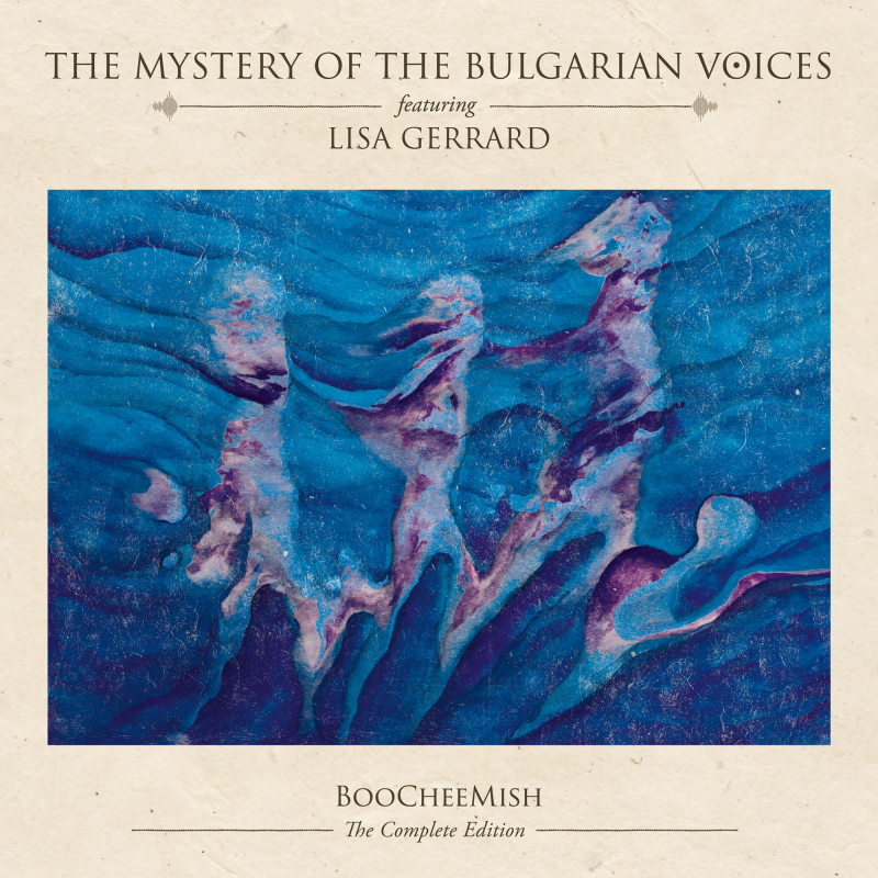 The Mystery Of The Bulgarian Voices feat. Lisa Gerrard - BooCheeMish Complete Box