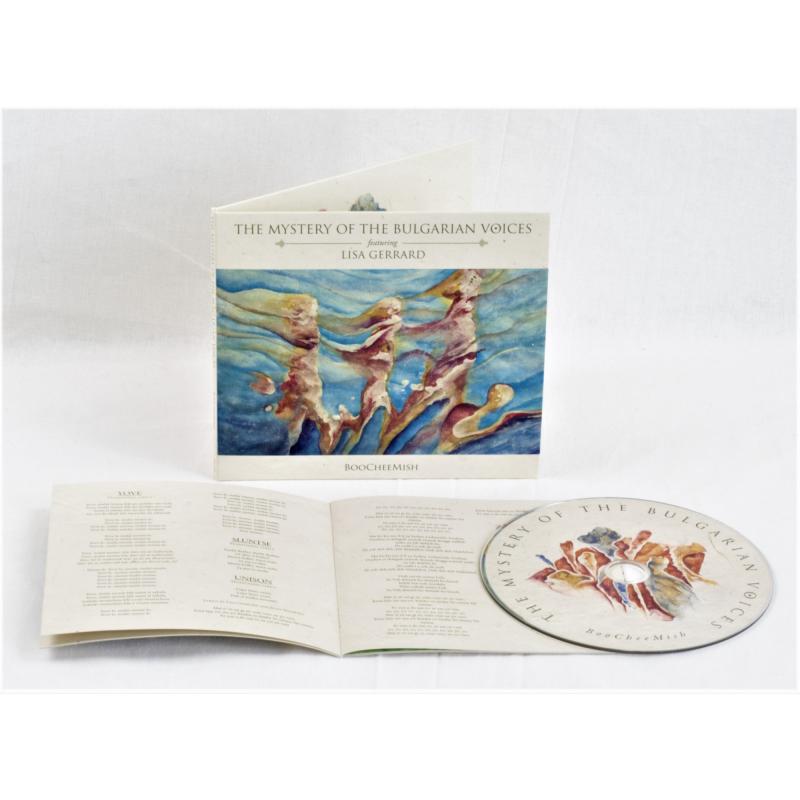 The Mystery Of The Bulgarian Voices feat. Lisa Gerrard - BooCheeMish CD Digisleeve