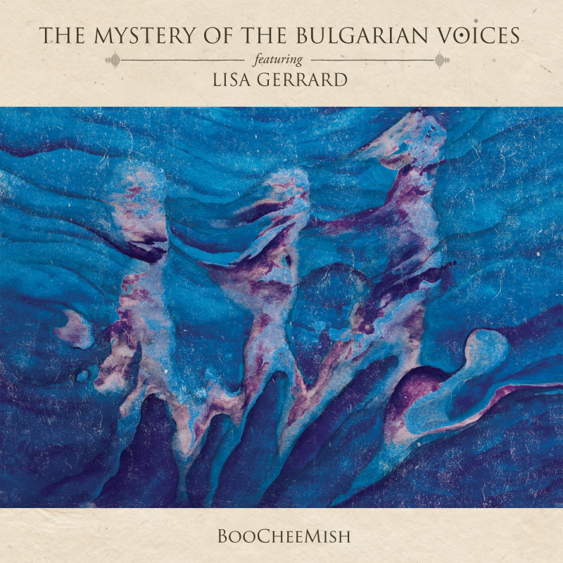 The Mystery Of The Bulgarian Voices feat. Lisa Gerrard - BooCheeMish Artbook 2-CD