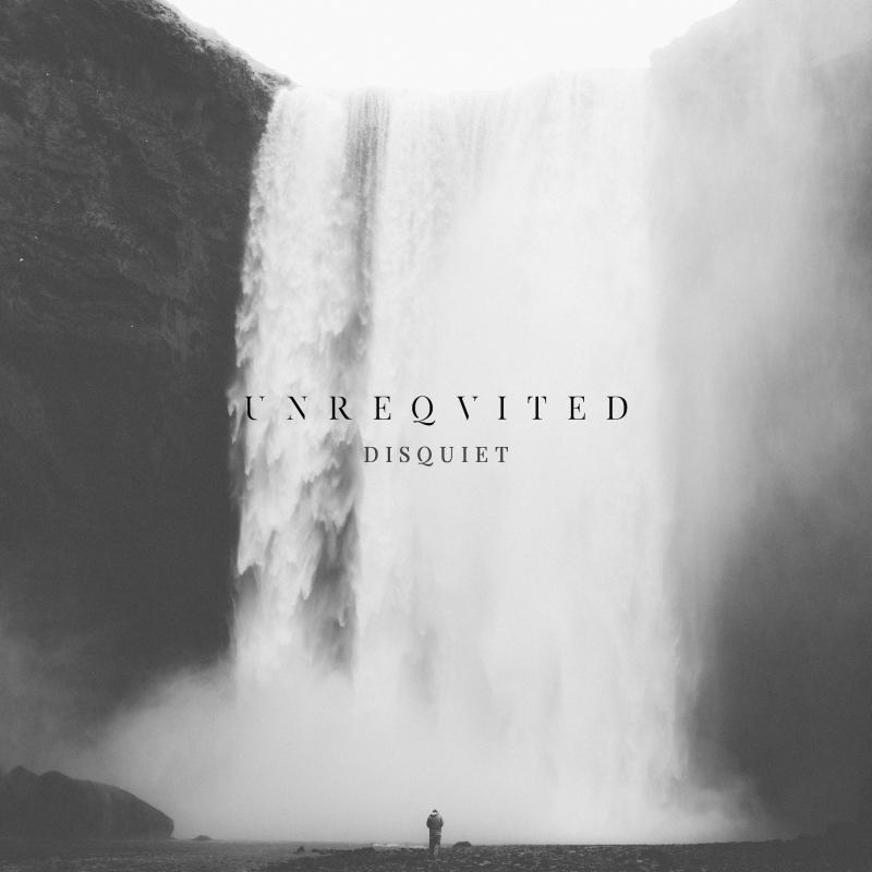 Unreqvited - Disquiet Vinyl Gatefold LP     Black