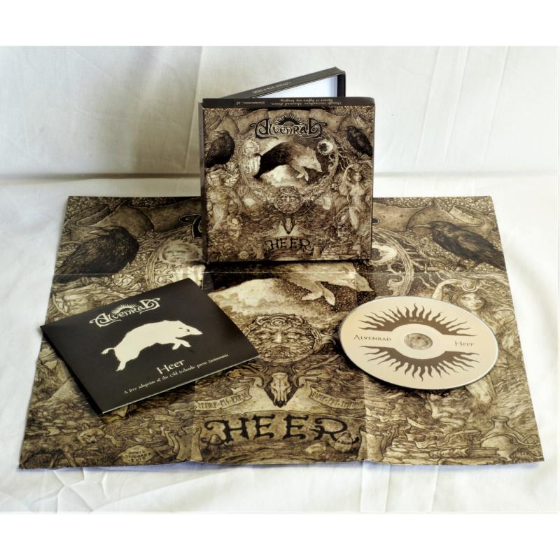 Alvenrad - Heer CD Collector's Edition
