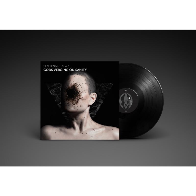 Black Nail Cabaret - Gods Verging On Sanity Vinyl LP     Black
