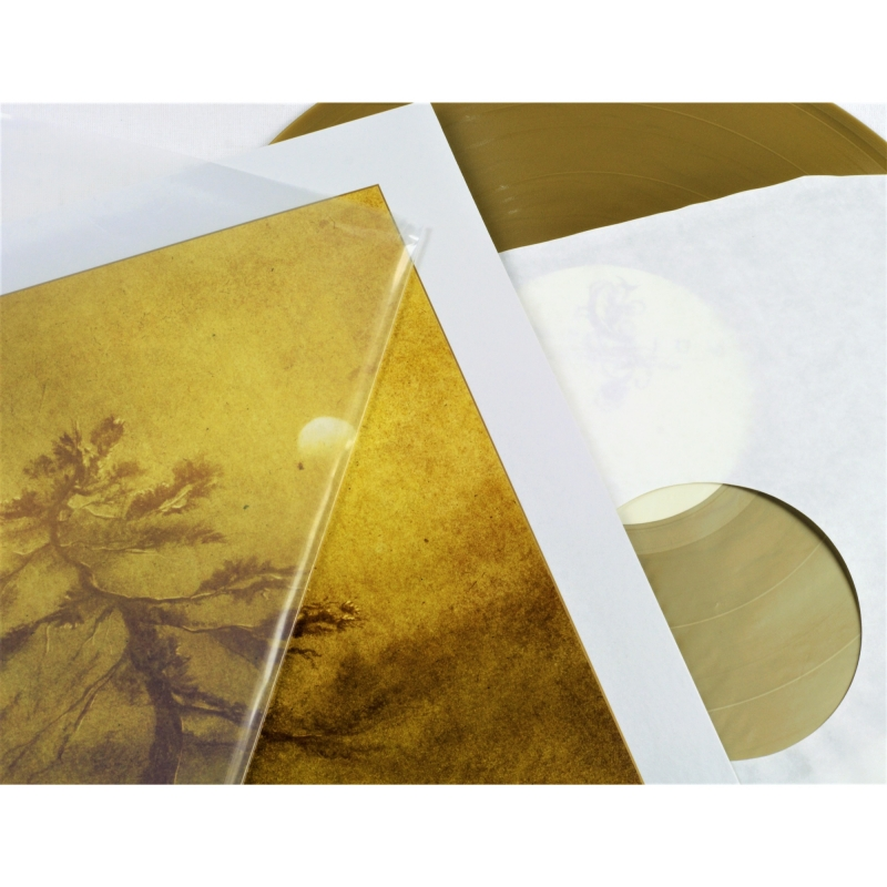 Empyrium - Songs Of Moors And Misty Fields Vinyl Gatefold LP  |  gold