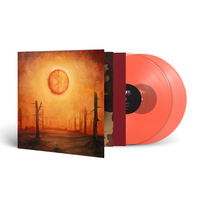 Kall - Brand Vinyl 2-LP Gatefold  |  Neon Orange