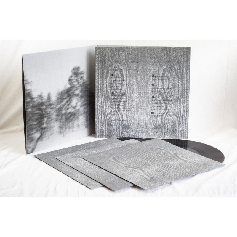 Paysage d'Hiver - Winterkälte Vinyl 3-LP Gatefold     Black