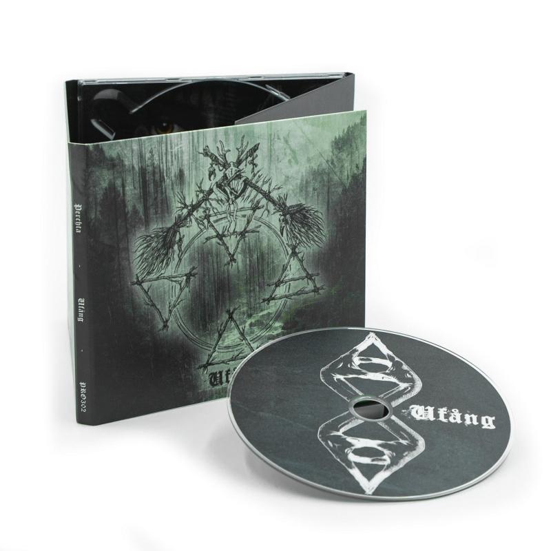 Perchta - Ufång CD Digipak