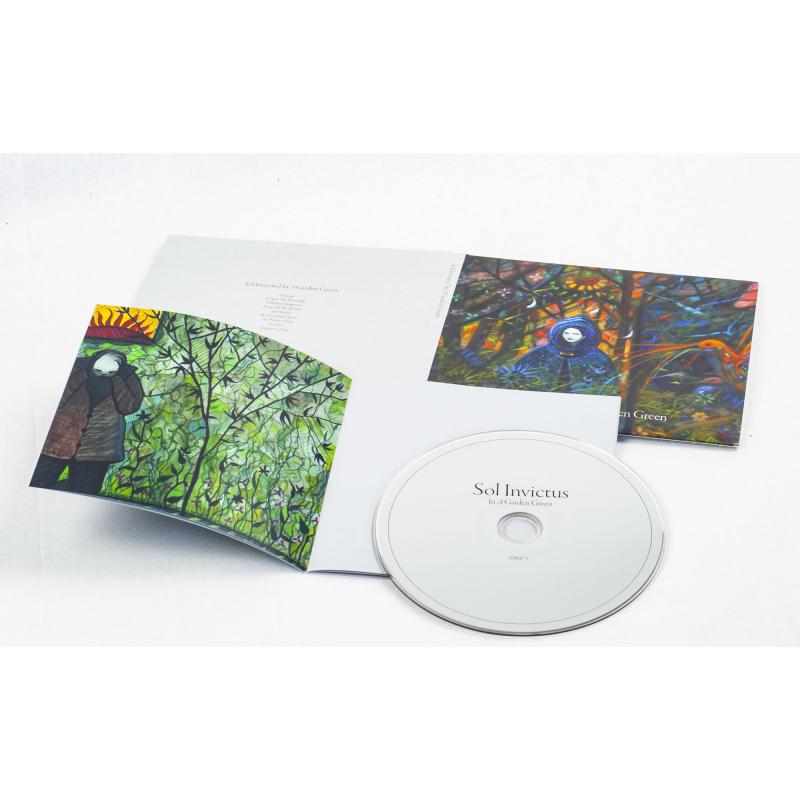 Sol Invictus - In a Garden Green CD Digipak