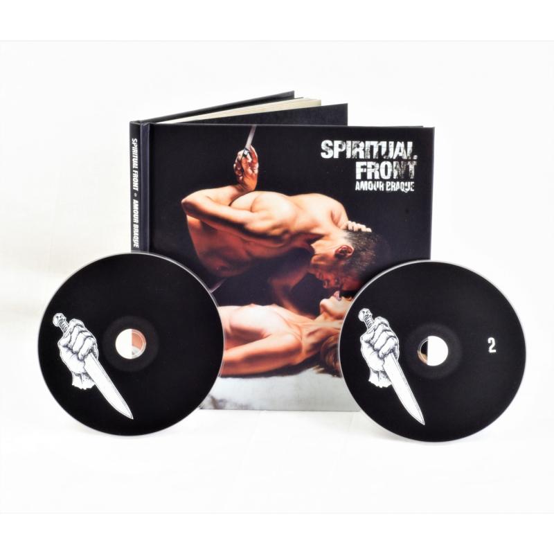 Spiritual Front - Amour Braque Book 2-CD