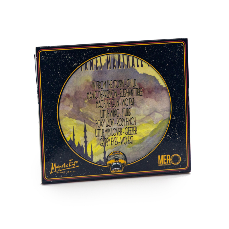 Various Artists - Best of James Marshall Hendrix (Redux) CD Digisleeve