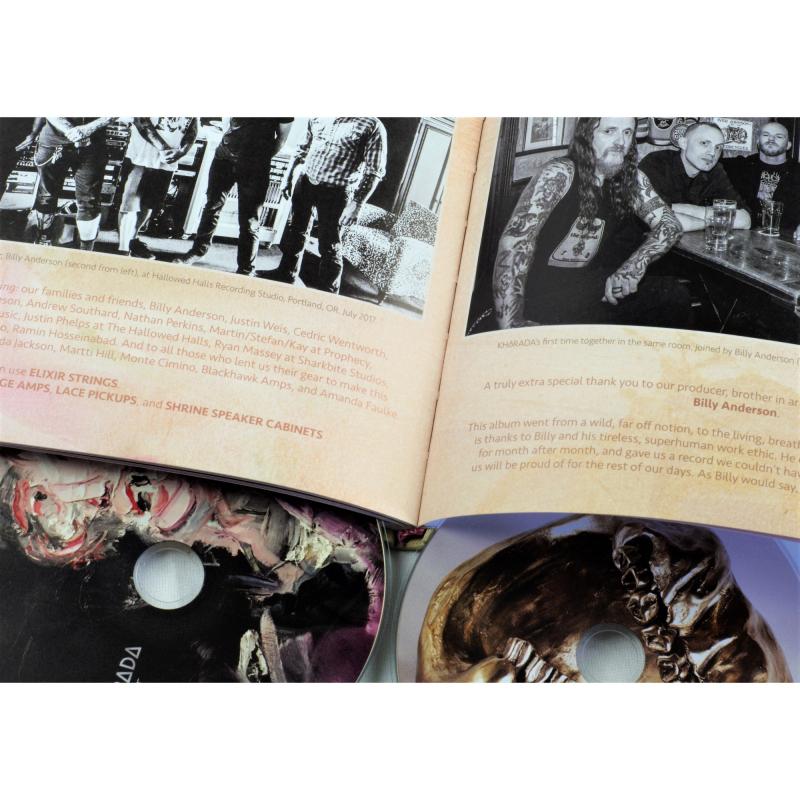 Khôrada - Salt Book 2-CD