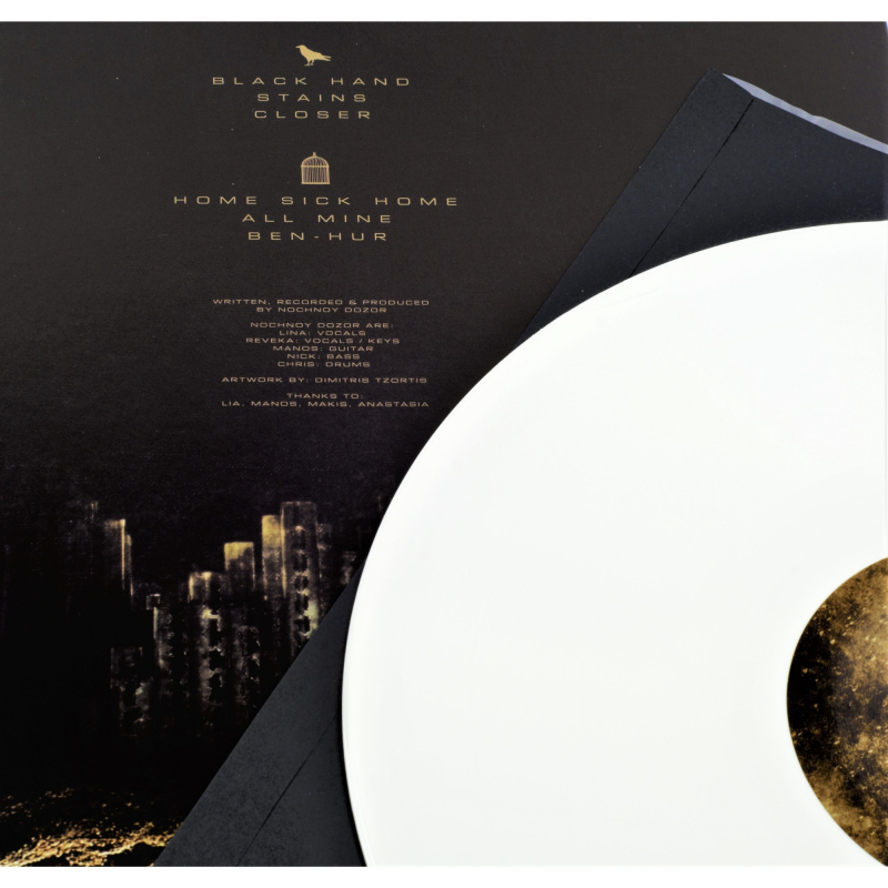 """Nochnoy Dozor - Nochnoy Dozor Vinyl 12"""" EP     White"""