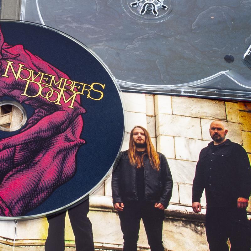 Novembers Doom - Nephilim Grove CD Digipak
