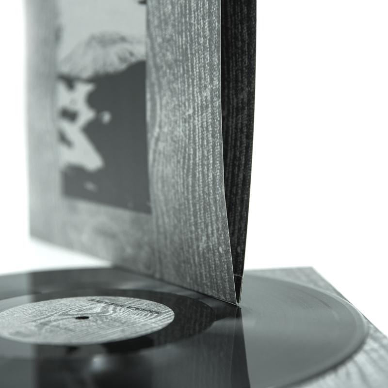 Paysage d'Hiver - Das Gletschertor / Das schwarze Metall-Eisen Vinyl LP  |  Black