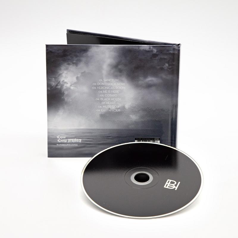 Secrets Of The Moon - Black House CD Digibook