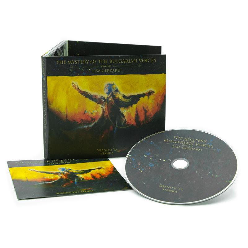 The Mystery Of The Bulgarian Voices feat. Lisa Gerrard - Shandai Ya / Stanka CD Digipak