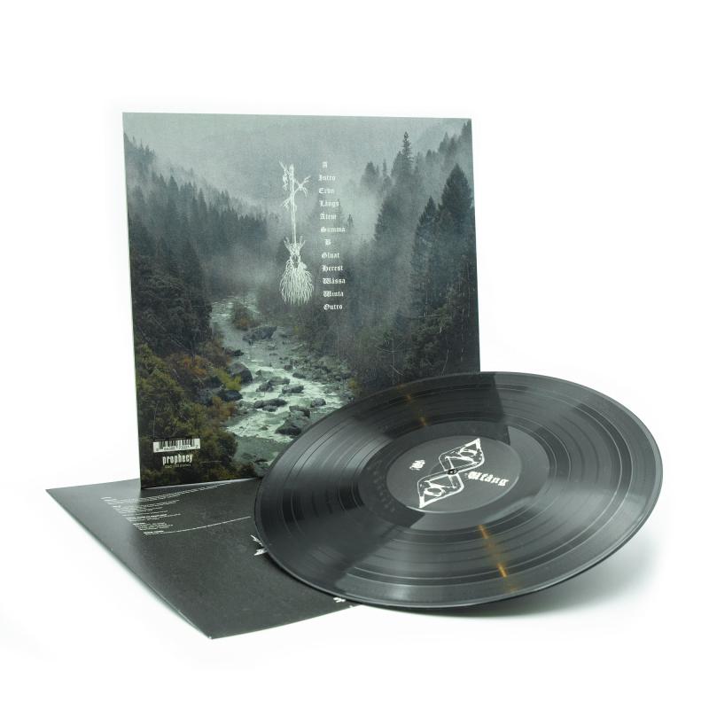 Perchta - Ufång Vinyl LP     Black