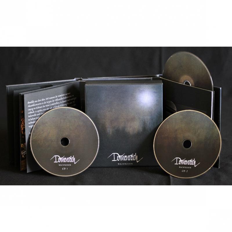 Dornenreich - Nachtreisen DVD Digibook