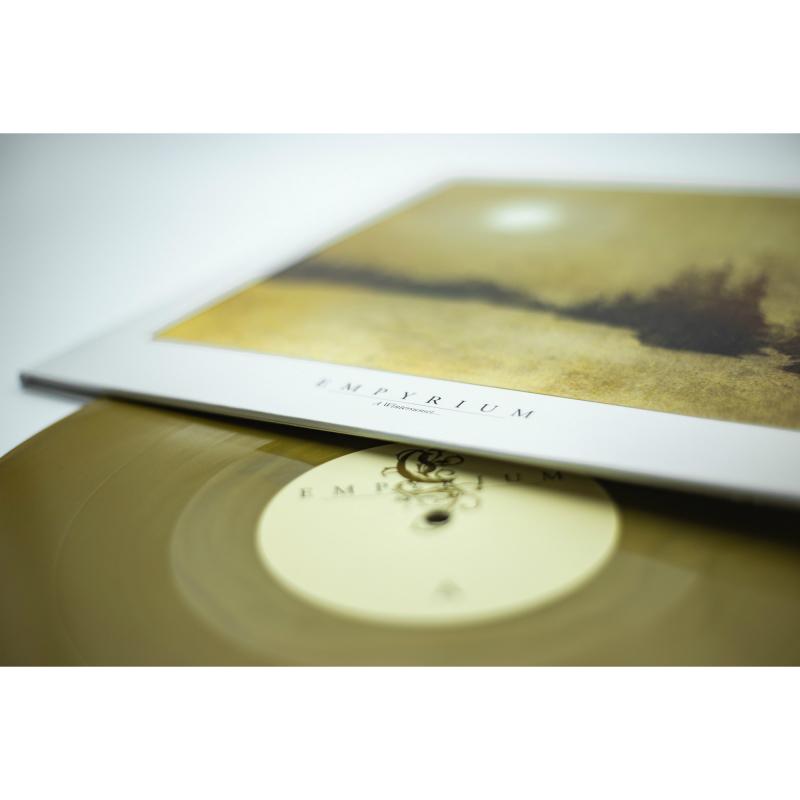 Empyrium - A Wintersunset... Vinyl Gatefold LP  |  Gold