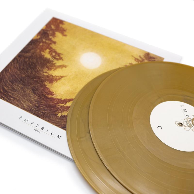 Empyrium - Weiland Vinyl 2-LP Gatefold     Gold