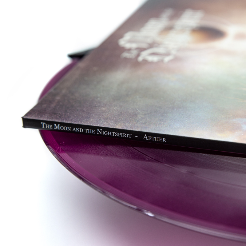 The Moon And The Nightspirit - Aether Vinyl Gatefold LP  |  Violet translucent