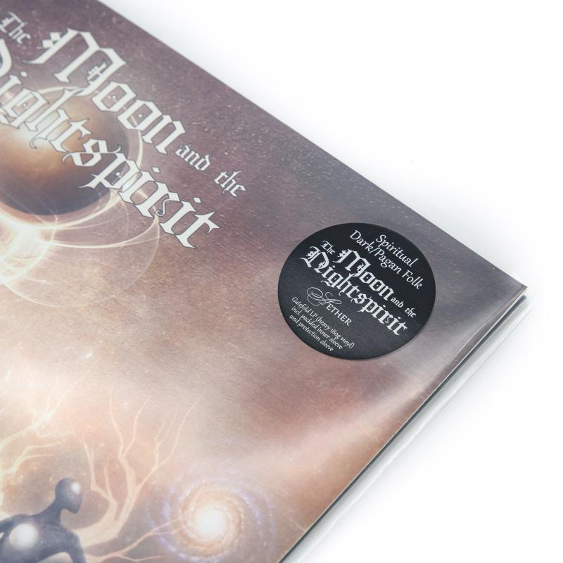 The Moon And The Nightspirit - Aether Vinyl Gatefold LP  |  Black